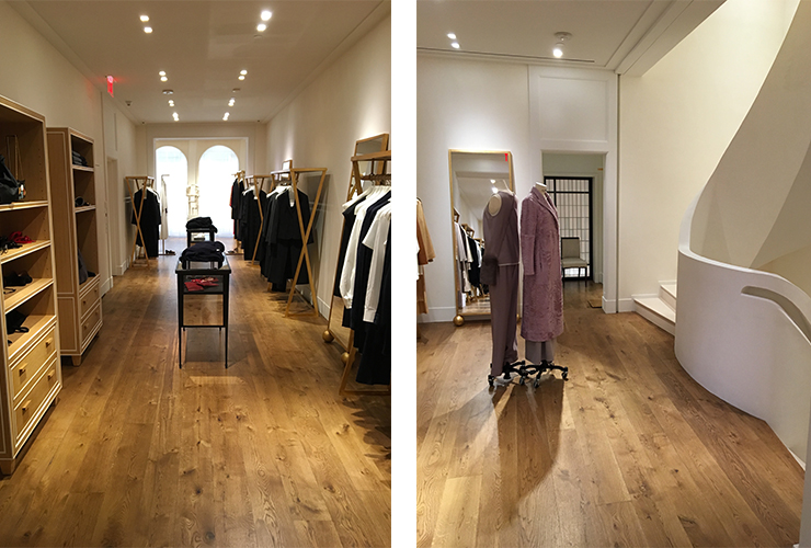 The Row, Flagship store, Madison Avenue